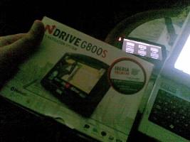 NDrive G800S