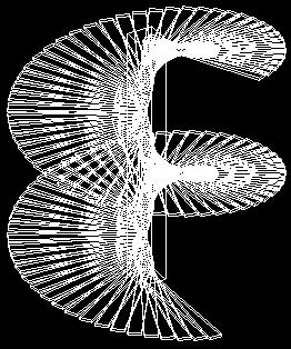 modelado escalera