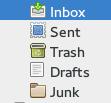 imap folders